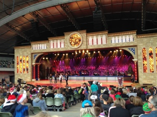 Vision Australia's Carols By Candlelight Rehearsal
