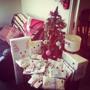 Christmas Under Wraps- Design 2