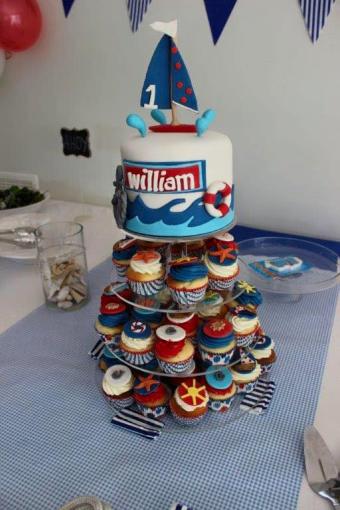 Sailor 1st Birthday
