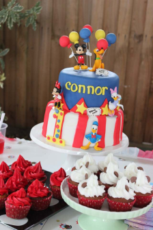 Disney 1st Birthday
