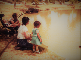 Childhood visits to the ducks